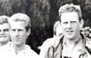 Ronny Van Sweevelt (links) naast Johan Louwet.