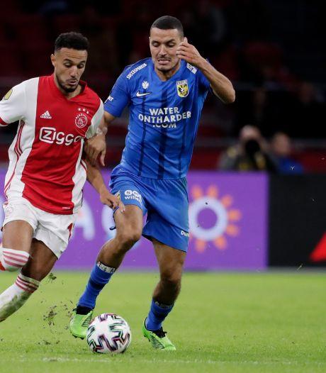 Vitesse-spits Darfalou terug in nationaal team Algerije