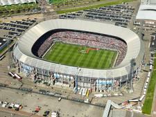 Nog een prijs voor Feyenoord: beste grasmat