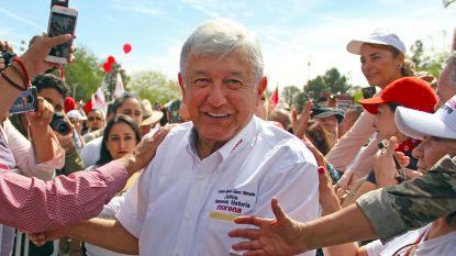 Mexicaanse presidentskandidaten dienen Trump van antwoord na uitval op Twitter