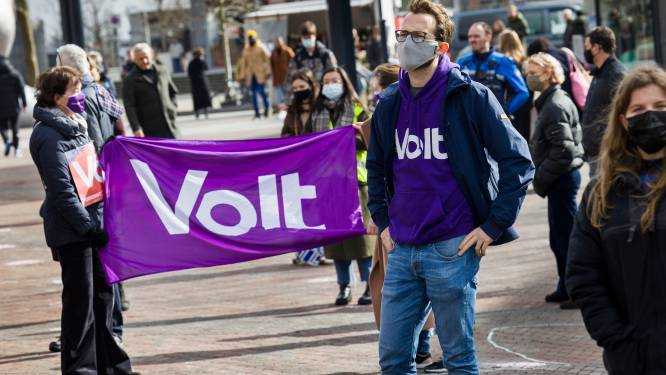 Volt toch niet op stembiljet in Amersfoort: 'Uitdaging te groot'