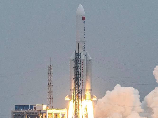 """""""Chinese raketresten vallen neer bij Nieuw-Zeeland"""""""