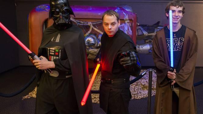 Door terreurdreiging geen Darth Vaders toegelaten in Kinepolis