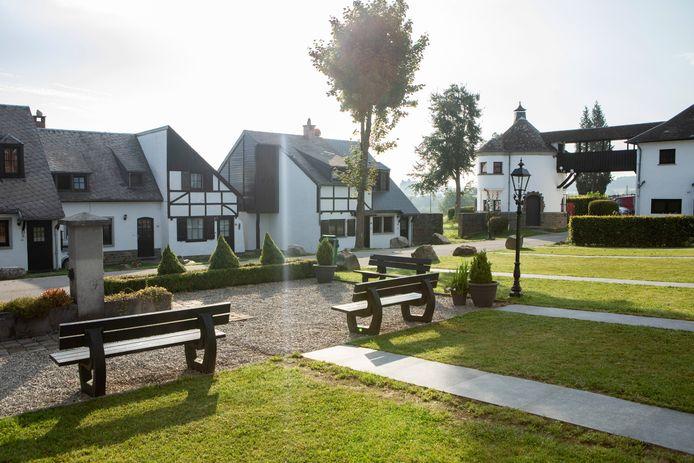 Vakantiepark Landal Village les Gottales in Trois-Ponts (provincie Luik).