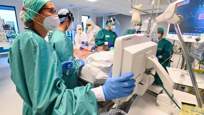 OVERZICHT. Ziekenhuisopnames stijgen tot hoogste aantal dit jaar, besmettingen blijven stabiel op hoog plateau