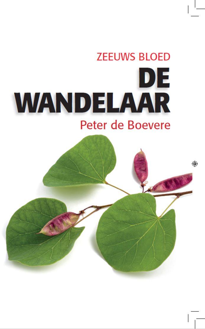 cover De wandelaar van Peter de Boevere