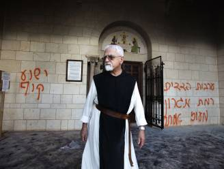 Kerk bezorgd door antichristelijke graffiti in Israël