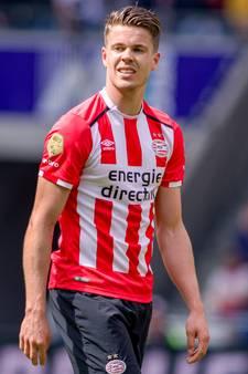 Van Ginkel na bod van PSV nog even in de wachtkamer
