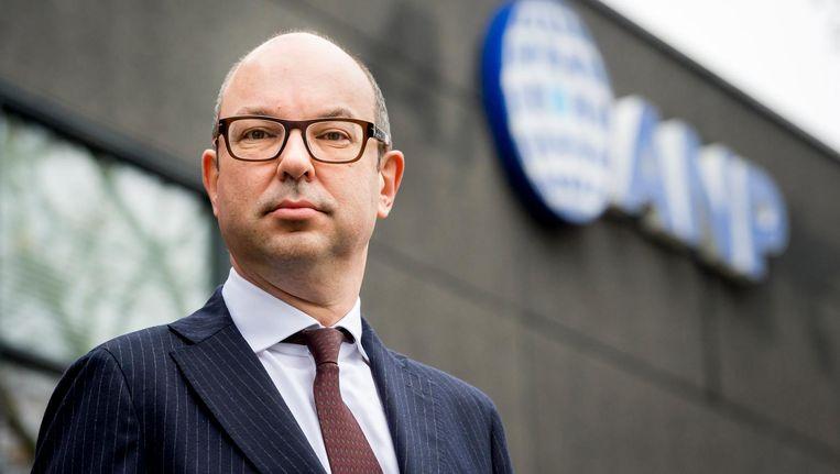 Guido van Nispen, algemeen directeur van het Algemeen Nederlands Persbureau. Beeld ANP