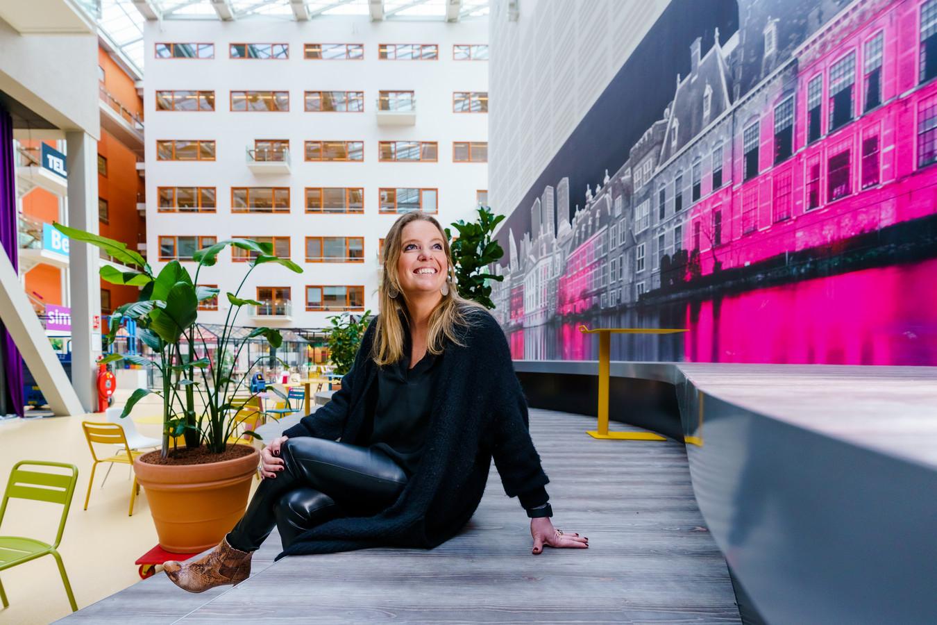 Saskia Bekkers, HR-directeur T-Mobile.