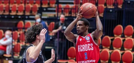 'Shorthanded' Heroes maakt gehakt van Apollo Amsterdam