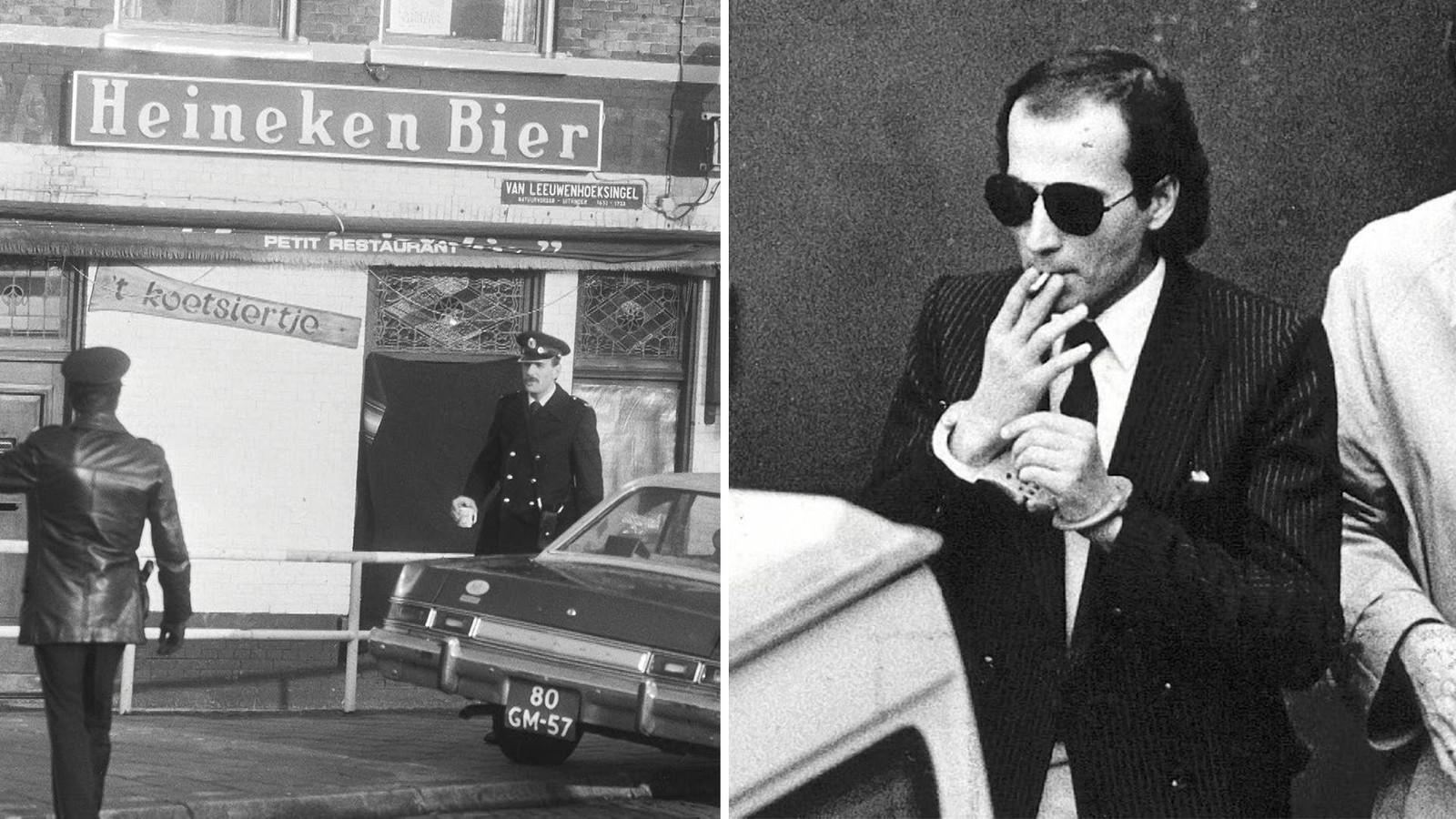 In april 1983 schoot Cevdet Yilmaz zes mensen neer in café 't Koetsiertje in Delft. De rechter legde hem een levenslange gevangenisstraf op.