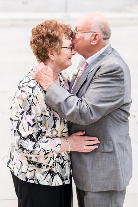 80-plussers trouwen op hun oude dag