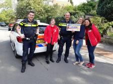 Hilversumse ziet werknemer Postcode Loterij aan voor oplichter en belt politie