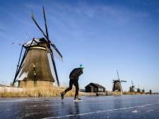 Honderden schaatsongevallen in Friesland; ziekenhuizen draaien overuren