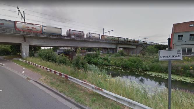 Spoorbrug over kanaal Bossuit-Kortrijk krijgt renovatie, werken duren een jaar