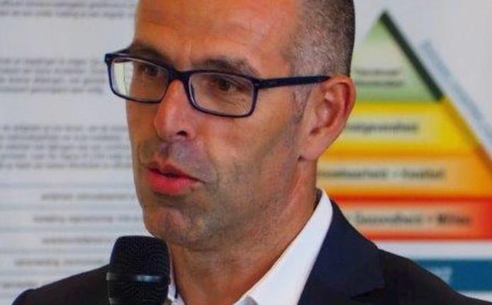 """Ronny Stijleman van Gunvor Petroleum Antwerp (GPA): """"Een gespecialiseerd team onderzoekt de oorzaak van de brand."""""""