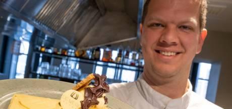 Om te zoenen: chocoladedessert van Paul Melis van De Werf in Veere