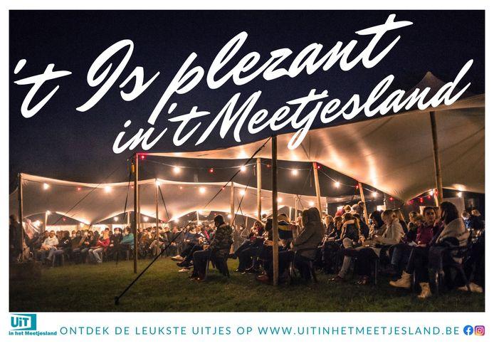 Deze postkaarten zetten de leuke zomer van het Meetjesland in de verf.