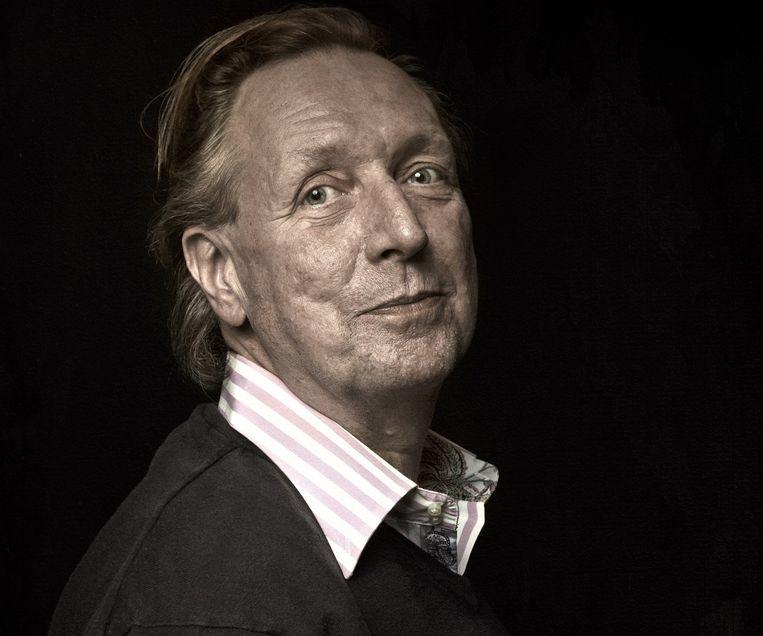 Albert de Lange. Beeld Jan van Breda