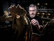 Achterhoekse vergulder werkt voor basiliek Sint-Jan in Den Bosch: 'Een grote klus'