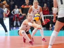 Euro de volley: la Belgique s'incline contre la France et défiera l'Italie en huitième
