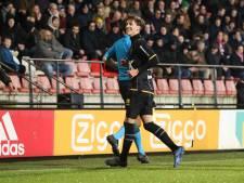 Van der Gaag na doelpunt tegen de ploeg van zijn vader: 'Of ik er nog in kom vanavond? Ik hoop het wel'