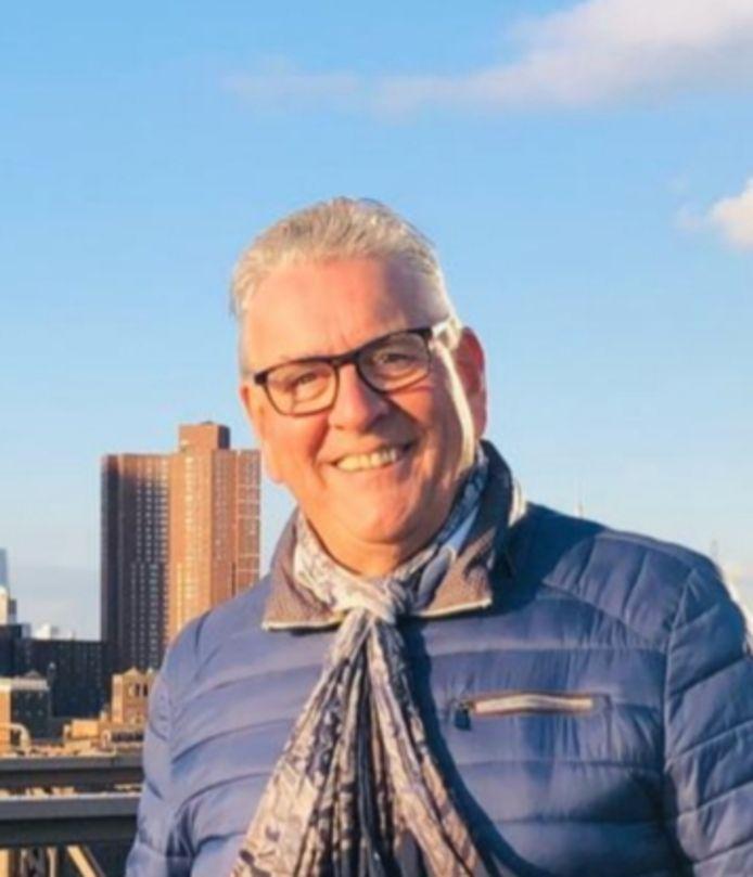 Henk van Roosmalen, interim-directeur Novalis.