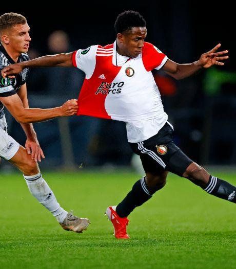 Feyenoord hoopt met swingende Sinisterra te breken met 'zondagdip'
