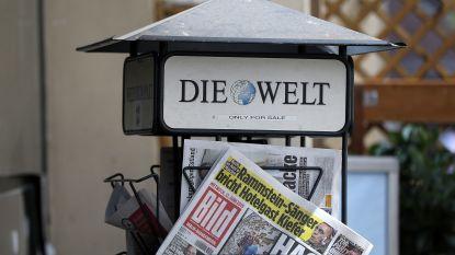 Miljardenbod op eigenaar Immoweb, 'Die Welt' en 'Bild'