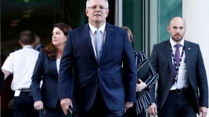 Scott Morrison is nieuwe premier van Australië na interne machtsstrijd