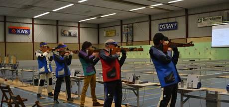 Jack Roelands wint schietwedstrijd van Onderlinge Westbrabantse Bond in Klundert