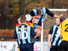 Derby tussen Rekken en Eibergen kent geen winnaar