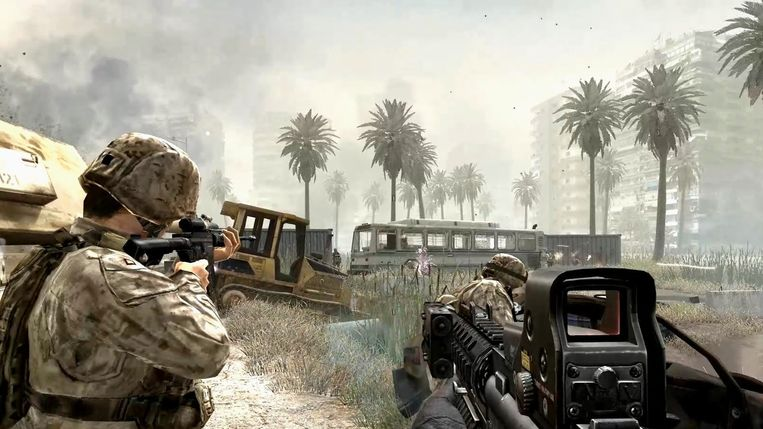 Call of Duty Beeld Activision