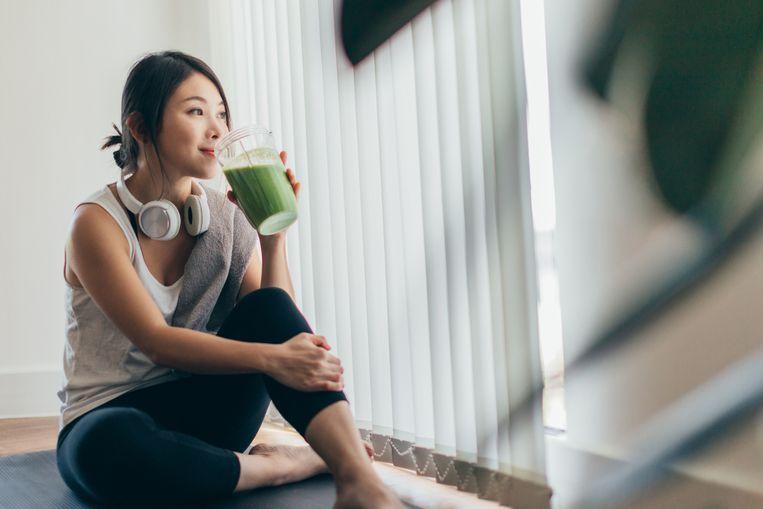 Afvallen op gewicht blijven na je dertigste, stofwisseling, metabolisme Beeld Getty Images