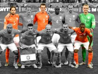 Wissel van de wacht bij Oranje: wie blijft nog over van WK 2014?