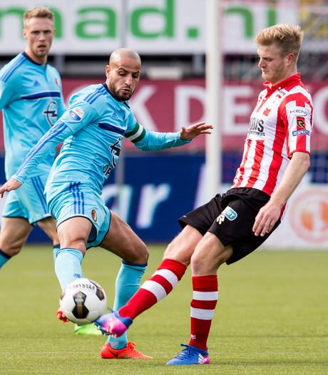 Wordt het weer zo'n lastige middag voor Feyenoord?