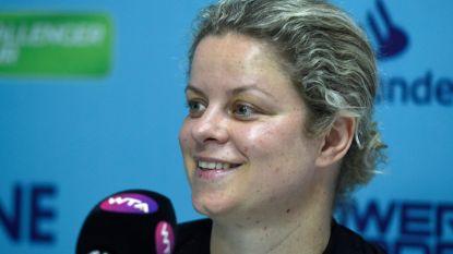 """Kim Clijsters blikt vooruit op tweede toernooi in Monterrey: """"Hoop hier beter te starten dan in Dubai"""""""