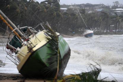 Grootste evacuatie in meer dan 40 jaar: cycloon Debbie houdt lelijk huis in Australië
