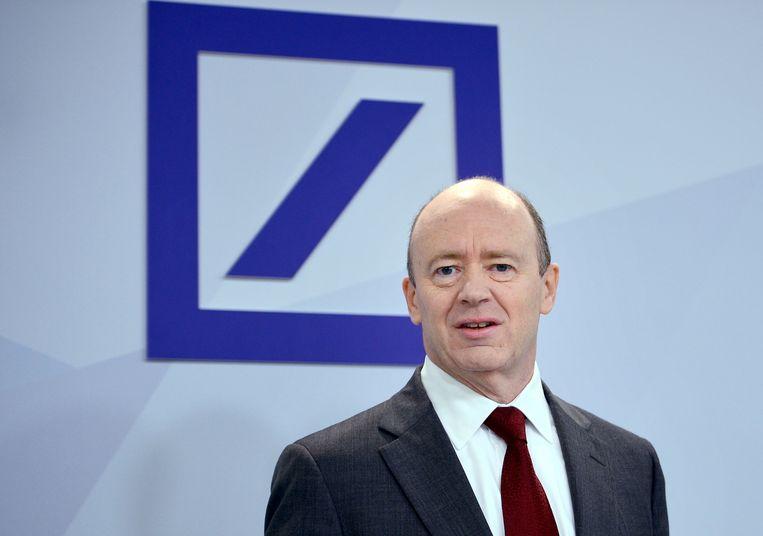 John Cryan, co-CEO van Deutsche Bank.
