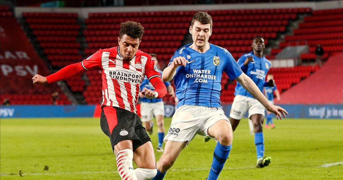 Malen maakte al 50 goals voor PSV, maar slechts één in topduels: 'Even niet meedoen, dat kán niet op topniveau' - AD.nl