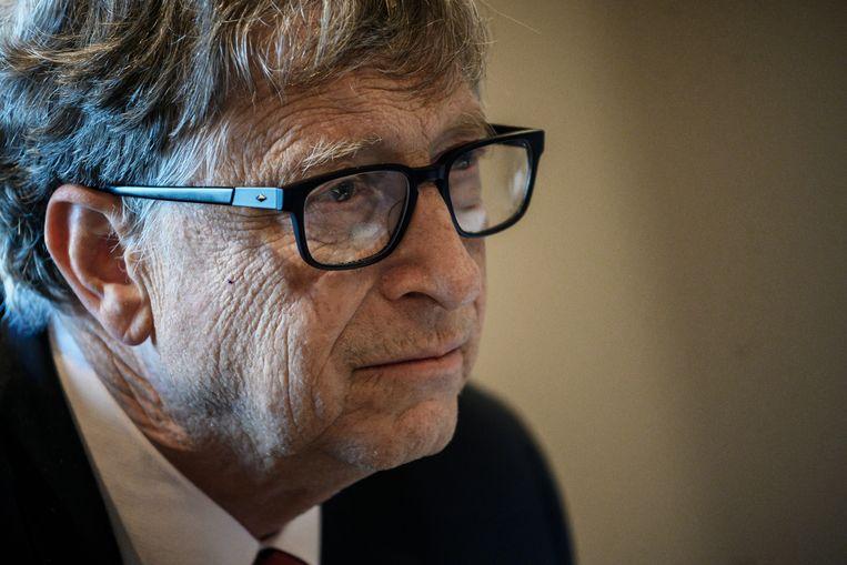 Bill Gates. Beeld AFP
