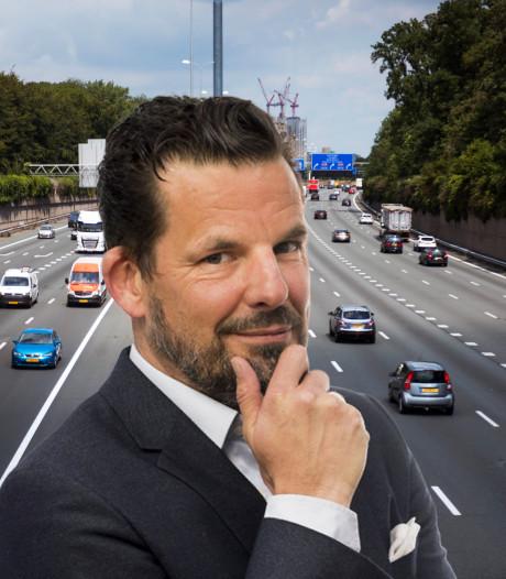 Verbreding A27 bij Amelisweerd is goedmakertje voor automobilist die toch niet harder dan 100 mag