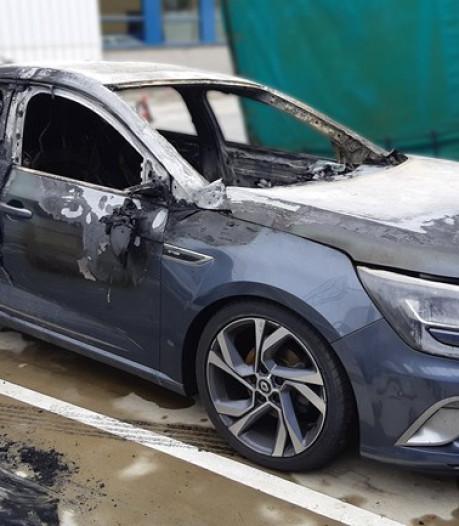 Uitgebrande auto Voorburg mogelijk gebruikt bij liquidatie advocaat