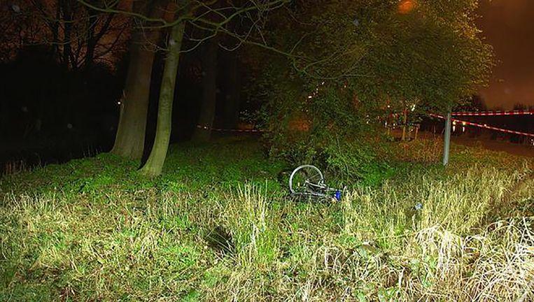 De verkrachting vond plaats bij de Borcht bij het Amstelpark Beeld Opsporing Verzocht