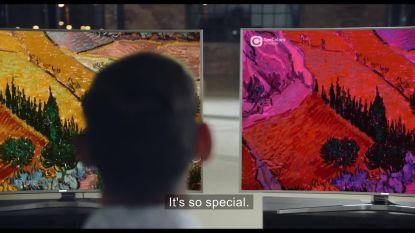 Samsung toont mensen met kleurenblindheid toch alle kleuren op tv