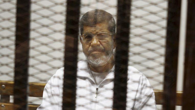 Mohammed Morsi. Beeld AP