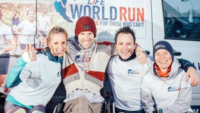 Wings for Life World Run: 130.732 lopers zamelen 6,6 miljoen euro in