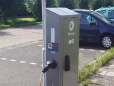 Eerste laadpaalplein in Zeewolde is een feit: 'Hiermee stimuleren we elektrisch rijden'
