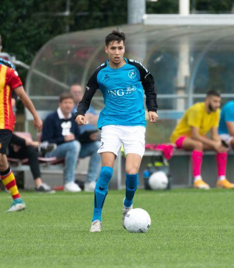 Goes voetbalt in de stijl van aanvaller Riad Elloukmani